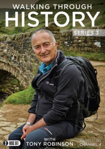 Walking Through History - Series 3 (DVD)