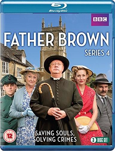 Father Brown Series 4 (Blu-ray)