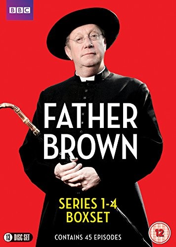 Father Brown Complete Series 1-4 (Box Set) (DVD)