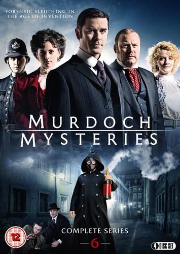 Murdoch Mysteries - Series 6 (DVD)