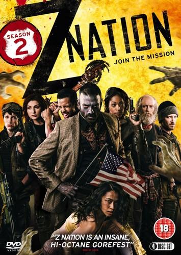 Z Nation - Season 2 (DVD)