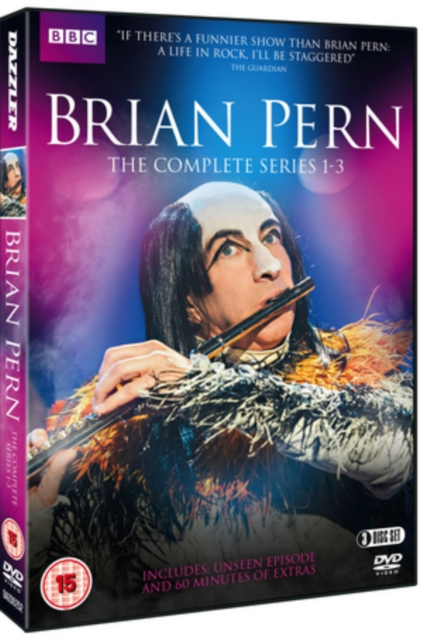 Brian Pern: The Life Of Rock/A Life In Rock/45 Years Of Prog Rock (DVD)