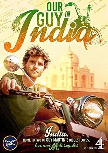 Guy Martin - Our Guy In India (DVD)