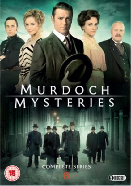 Murdoch Mysteries - Series 8 (DVD)