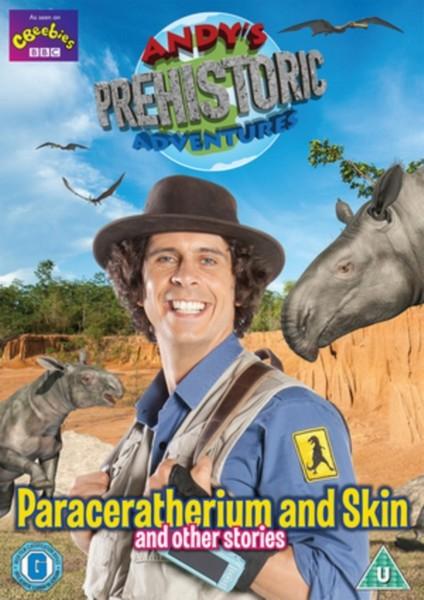 Andy'S Prehistoric Adventures - Paraceratherium & Skin - Vol 3 (DVD)