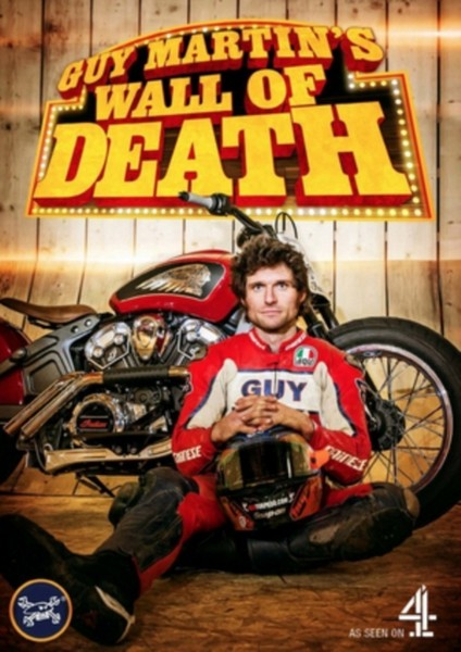 Guy Martin: Wall of Death (Blu-ray)