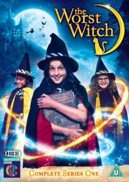 The Worst Witch - Complete Series (Bbc) (2017) (DVD)