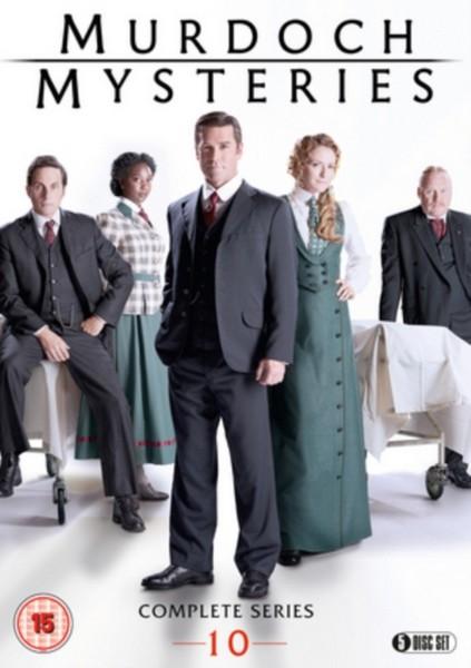 Murdoch Mysteries - Series 10 (DVD)
