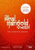 The Real Marigold Hotel - Complete Series One  Two & Three (6-disc set) (DVD)