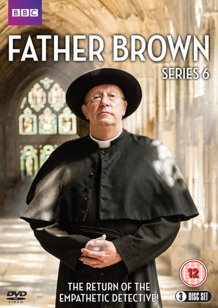 Father Brown: Series 6 (DVD)
