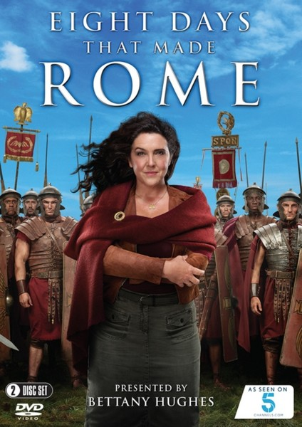 Eight Days That Made Rome (DVD)