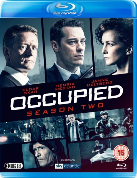Occupied: Season Two [Sky Atlantic] (Blu-ray)