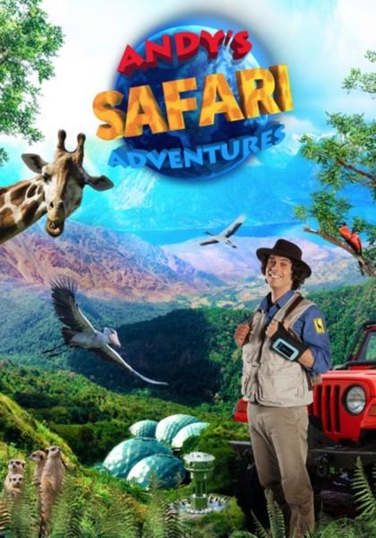 Andy's Safari Adventures: Lions  Giraffe & Other Adventures (BBC) [DVD]