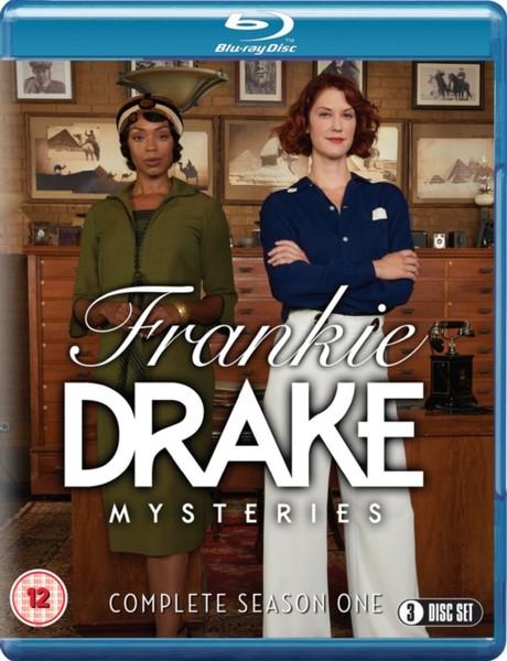 Frankie Drake Mysteries: Series 1 Blu-Ray (Blu-ray)