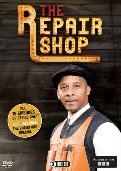 The Repair Shop: Series One & The 2017 Christmas Special [BBC] [DVD]20.42