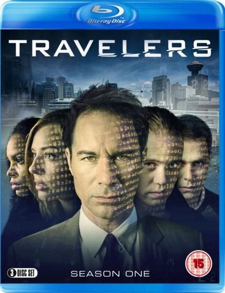 Travelers: Season One (Blu-ray)