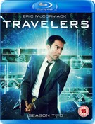 Travelers: Season Two (Blu-ray)