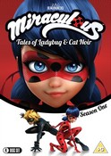 Miraculous: The Complete Season One [4 disc set] (DVD)