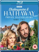 Shakespeare & Hathaway: Private Investigators - Series 2 [BBC] [Blu-ray]