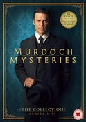 Murdoch Mysteries: The Collection - Series 1-11 Boxset (includes the Christmas Specials and TV Movies) (53 Discs) (DVD)