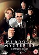 Murdoch Mysteries: Series 12 (DVD)
