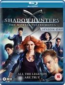 Shadowhunters Series 1 Blu-Ray
