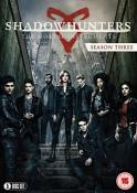 Shadowhunters Season 3 (DVD)