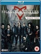 Shadowhunters Season 3 (Blu Ray)