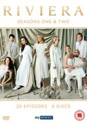 Riviera: Season 1&2 Boxset (DVD)