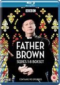 Father Brown Series 1-8 (Blu-Ray)