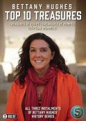 Bettany Hughes: Top 10 Treasures [DVD]