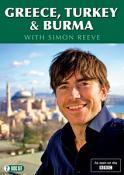 Greece  Turkey & Burma with Simon Reeve [DVD]