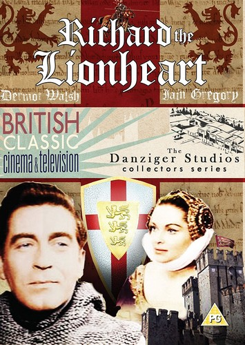 Richard The Lionheart (DVD)