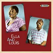 Ella Fitzgerald & Louis Armstrong - Ella & Louis (Vinyl)