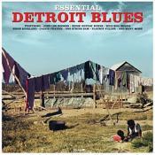 Various Artists - Essential Detriot Blues (Vinyl)