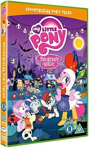 My Little Pony - Friendship Is Magic: Spooktacular Pony Tales (DVD)