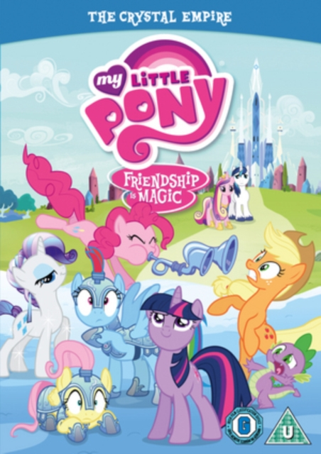 My Little Pony - Friendship Is Magic: The Crystal Empire (DVD)
