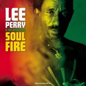 Lee Perry & The Upsetters - Soul On Fire (2LP Green Vinyl Set)