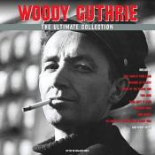Woodie Guthrie - The Ultimate Collection (2LP Grey Vinyl Set)