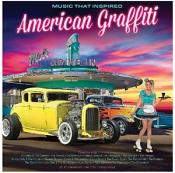 Various Artists - American Graffiti (2LP Red Vinyl Set)
