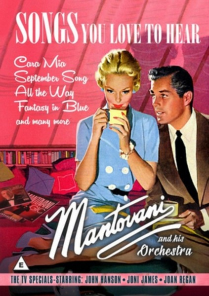 Mantovani: Songs You Love To Hear (DVD)