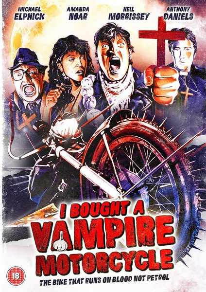 I Bought A Vampire Motorcycle (DVD)