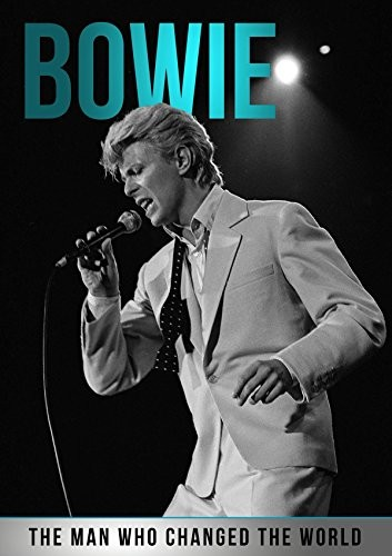 Bowie - The Man Who Changed The World (DVD)