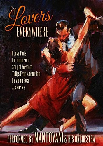 Mantovani'S For Lovers Everywhere (DVD)