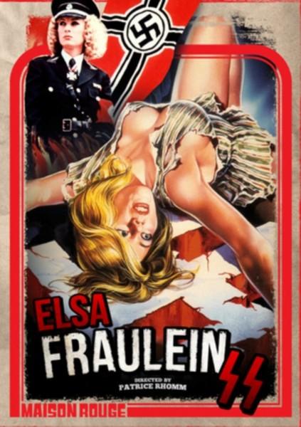 Elsa Fraulein Ss (DVD)