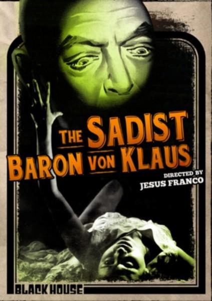 The Sadist Baron Von Klaus (DVD)