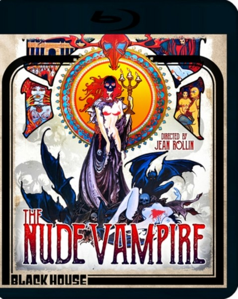 The Nude Vampire (Blu-ray)