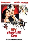 My Favourite Spy (1951) (DVD)