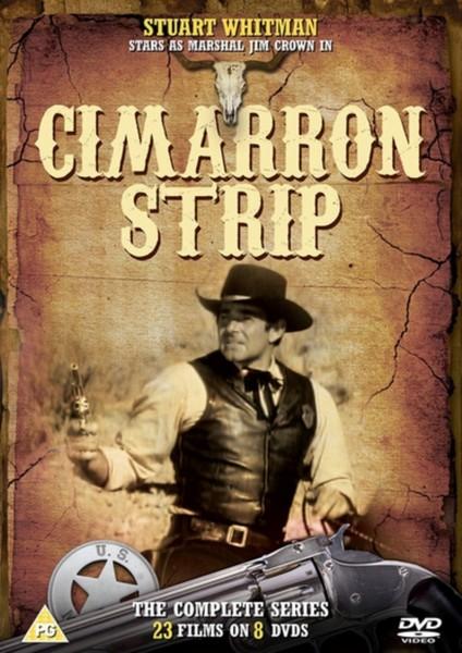Cimarron Strip ( DVD)