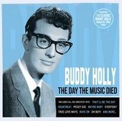 Buddy Holly The Day The Music Died (Vinyl)